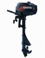 Лодочный мотор Tohatsu M2.5A2 L
