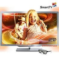3D LED телевизор Philips 42PFL7606T