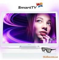 3D LED телевизор Philips 32PDL7906T