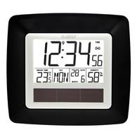 Термометр-гигрометр La Crosse WS8112BLA-SIL