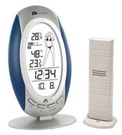 Термометр-гигрометр La Crosse WS9723IT-SIL-MB