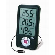 Термометр-гигрометр Wendox W4590-BLACK
