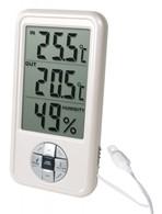 Термометр-гигрометр Wendox W4590-WHITE