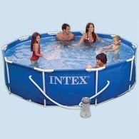 Бассейн каркас Intex 56997, 305х76см