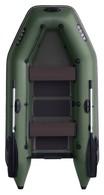 Моторная двухместная надувная лодка с реечным настилом Арго AM-270