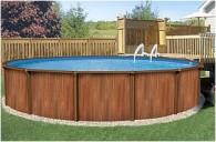 Сборный бассейн Esprit Wood Atlantic Pools 549х132