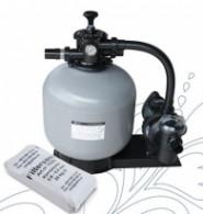 Фильтрационная система Емаux 4м3 с насосом ST33.  FSP-300