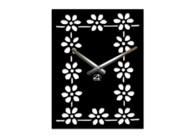 Дизайнерские настенные часы Ромашки