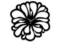 Дизайнерские настенные часы Цветок