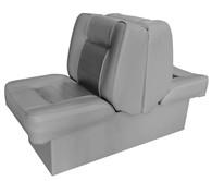 Сиденье Premium Lounge Seat цвет - серый, 86206G Weekender