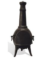 Гриль-камин садовый F-01 Grilly