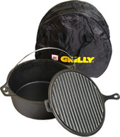 Чугунный комплект YP3-07 A Grilly
