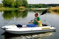 Лодка катамаранного типа BOATHOUSE Sport 2
