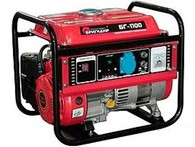 Бензогенератор БГ 1100, ручной старт, 1,1 кВт