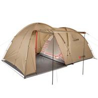 Четырехместная туристическая палатка Base 4 Red Point