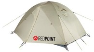 Трехместная туристическая палатка Steady 3 Red Point