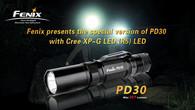 Фонарь Fenix PD30 Cree XP-G LED R5