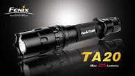 Фонарь Fenix TA20 Cree XR-E LED Premium Q5