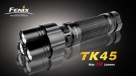 Фонарь Fenix TK45 Cree 3 x XP-G R5 LED