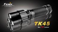 Фонарь Fenix TK45 Cree 3 x XP-G R5 LED