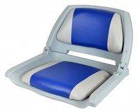 Сиденье Copolymer Padded Boat синее 86101B
