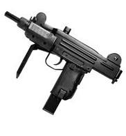 Пневматический пистолет-пулемет KWC Uzi KMB-07