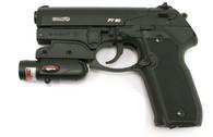 Пневматический пистолет PT-80 Combo Laser