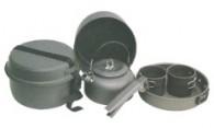 Набор туристической посуды Оптима Кемпинг