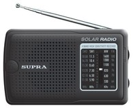 Портативный радиоприемник  SUPRA ST-111 black