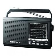 Портативный радиоприемник SUPRA ST-119 black