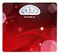 Весы SUPRA BSS-4060 red