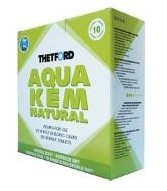 Гранулы Aqua Kem Natural для нижнего бака