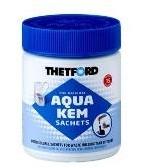 Порошок Aqua Kem Sachets для нижнего бака