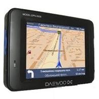 GPS навигатор Daewoo DPN-3509 Visicom