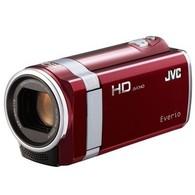 Цифровая видеокамера HDV SD JVC GZ-HM445 Red