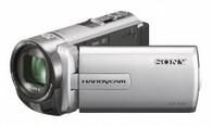 Цифровая видеокамера Flash 16Gb Sony Handycam DCR-SX85 Silver