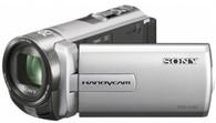 Цифровая видеокамера Flash 4Gb Sony Handycam DCR-SX65 Silver