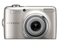 Цифровая фотокамера Nikon COOLPIX L23 Silver