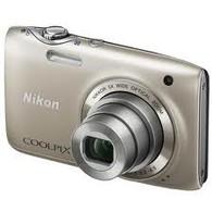 Цифровая фотокамера Nikon COOLPIX S3100 SILVER