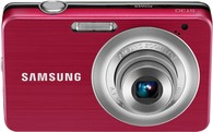 Цифровая фотокамера Samsung ST30 Red
