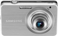 Цифровая фотокамера Samsung ST30 Silver