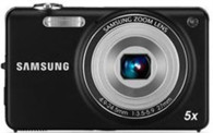 Цифровая фотокамера Samsung ST67 Black
