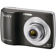 Цифровая фотокамера Sony Cyber-Shot S3000 Black