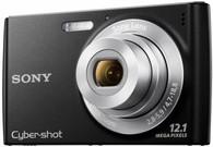Цифровая фотокамера Sony Cyber-Shot W510 Black