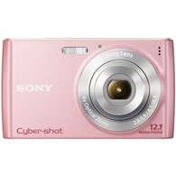 Цифровая фотокамера Sony Cyber-Shot W510 Pink