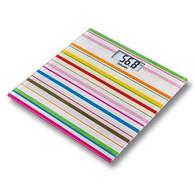 Весы напольные Beurer GS 27 Happy Stripes Plus