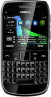 Мобильный телефон Nokia E6-00 Black