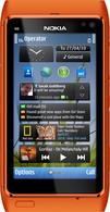 Мобильный телефон Nokia N8-00 Orange