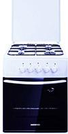 Кухонная плита НОРД 100-4А белая